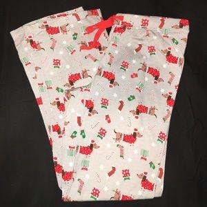 Other - Christmas Dachshund Sleep Pants